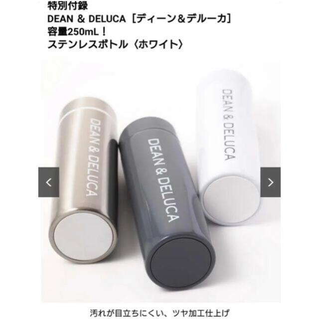 DEAN & DELUCA(ディーンアンドデルーカ)のDEAN & DELUCA ステンレスボトル 限定色 インテリア/住まい/日用品のキッチン/食器(弁当用品)の商品写真