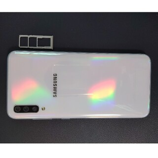 SAMSUNG - 【再々値下げ】Samsung GALAXY A70 動作確認済 おまけ付き