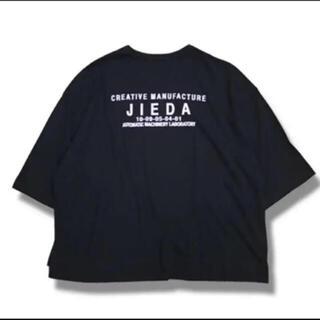 ジエダ(Jieda)の【人気完売品】JieDa LOGO BIG T-SHIRT 19SS (Tシャツ/カットソー(半袖/袖なし))