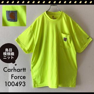 carhartt - カーハート★Carhartt Force★蛍光カラー半袖Tシャツ★100493