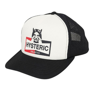 HYSTERIC GLAMOUR - ヒステリックグラマー メッシュキャップ