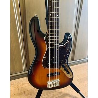 フェンダー(Fender)のfujigen FGN NCJB5-10R/AL JB 5弦 フジゲン(エレキベース)