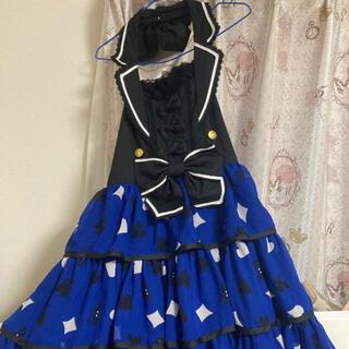 Angelic Pretty - Angelic Pretty ロイヤルカード襟付きジャンパースカート
