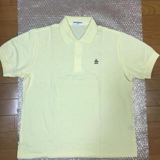 Munsingwear - munsingwearロゴ刺繍シンプルポロシャツ未使用サイズL〜3Lok