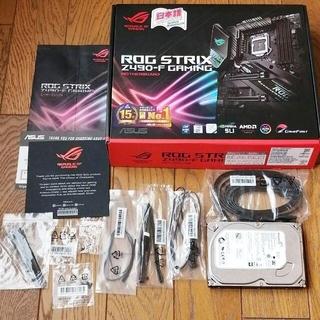 ASUS - ASUS Z490-F GAMING・i3-10100f・オマケOS入りHDD