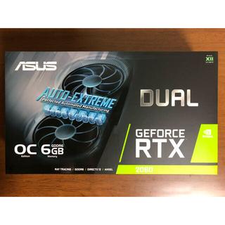 ASUS - ASUS DUAL RTX2060 O6G EVO