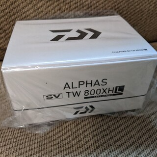 DAIWA - ダイワ DAIWA 21 アルファス SV TW800XHL 左巻 新品未使用品