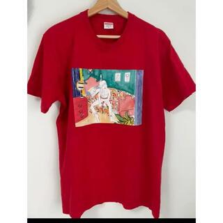 シュプリーム(Supreme)のsupreme bedroom tee 18aw week 0(Tシャツ/カットソー(半袖/袖なし))