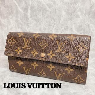 LOUIS VUITTON - ⭐SSS美品⭐LOUIS VUITTON ポルトフォイユ サラ 長財布