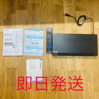 東芝 - TOSHIBA REGZA レグザサーバー DBR-M4008