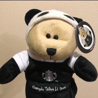 Starbucks Coffee - スターバックス 中国 成都 限定 ベアリスタ  パンダ ブラックエプロン