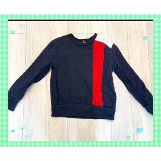 トミーヒルフィガー(TOMMY HILFIGER)のトミーヒルフィガー セーターS(ニット/セーター)
