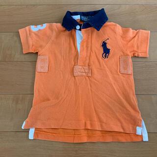 ポロラルフローレン(POLO RALPH LAUREN)のラルフローレン ポロシャツ キッズ  80 (シャツ/カットソー)