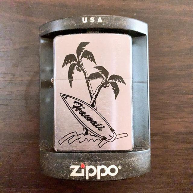 ZIPPO(ジッポー)のZIPPO ジッポ ハワイ アメリカ製 メンズのファッション小物(タバコグッズ)の商品写真