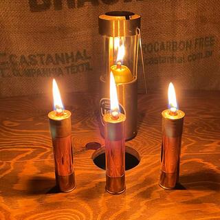 灯油使用可能ucoキャンドルランタン用オイルインサート