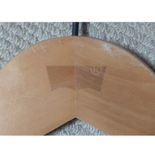 非売品 Levi's 木製ハンガー 1本