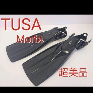 ツサ(TUSA)のTUSA  Morbi フィン スキューバダイビング シュノーケリング(マリン/スイミング)