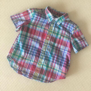 Ralph Lauren - ラルフローレン チェックシャツ 90