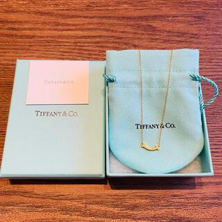 Tiffany & Co. - Tiffany T♡スマイルペンダント