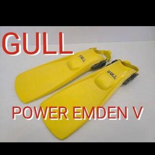 ガル(GULL)のGULL フィン スキューバダイビング シュノーケリング ガル(マリン/スイミング)