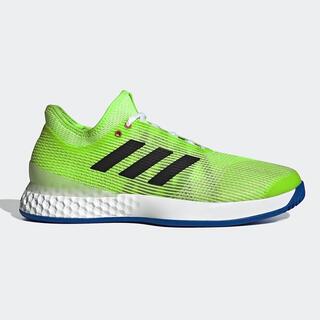 アディダス(adidas)のadidas アディダス テニスシューズ ウーバーソニック3イエロー28cm新品(シューズ)