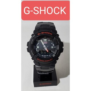 G-SHOCK - CASIO G-SHOCK G-100
