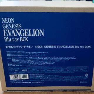 カラー(Color)の新世紀エヴァンゲリオン Blu-ray BOX STANDARD EDITION(アニメ)