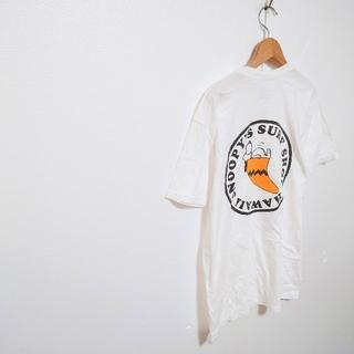 スヌーピー(SNOOPY)のSNOOPY' S SURF SHOP 限定 スヌーピーTシャツ  日本未入荷(Tシャツ/カットソー(半袖/袖なし))