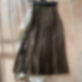 フェンディ(FENDI)のまさたろう💙様お取置き FENDI♡マキシスカート(ロングスカート)
