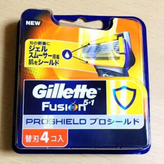 ジレ(gilet)のジレット フュージョン プロシールド 替刃(メンズシェーバー)