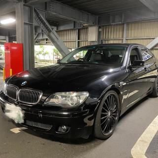BMW - 車検1年あり!BMW7シリーズe65後期