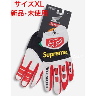 シュプリーム(Supreme)の(2019FW)Supreme Honda Fox Racing Gloves (手袋)