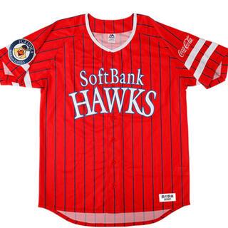 ソフトバンクホークス 鷹の祭典2021 ユニフォーム赤