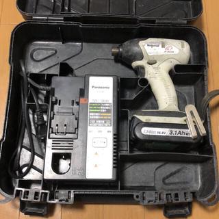 パナソニック(Panasonic)のPanasonic EZ7543  充電器EZ0L80 バッテリーEZ9L41(工具/メンテナンス)