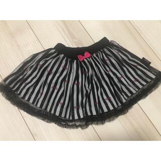 Barbie - Barbie チュール スカート 80