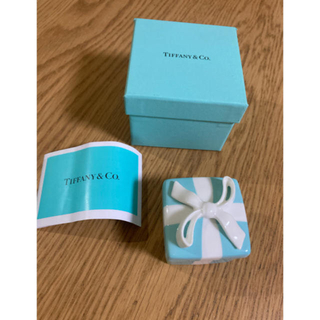 Tiffany & Co. - Tiffany 小物入れ ティファニーブルー ボックス