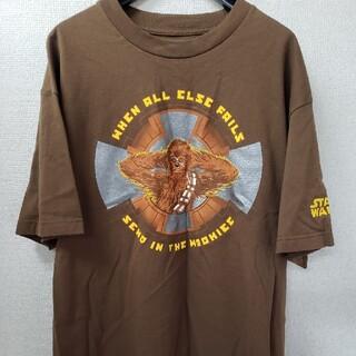 Disney - スター・ウォーズ チューバッカtシャツ 映画tシャツ
