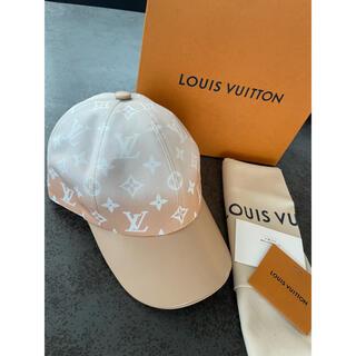ルイヴィトン(LOUIS VUITTON)のルイヴィトン 2021ss キャップ(キャップ)