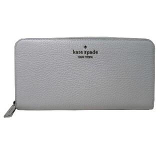 ケイトスペードニューヨーク(kate spade new york)のケイトスペード ファスナー長財布 WLR00392 075 レディース(長財布)