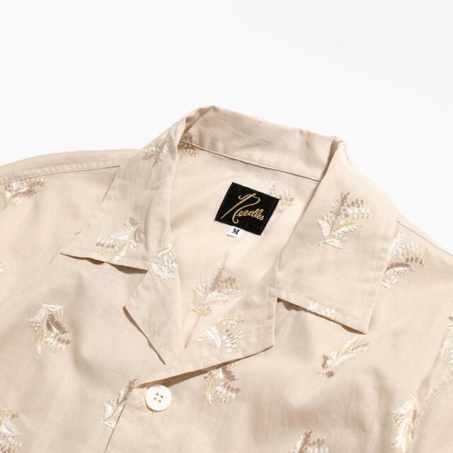 Needles(ニードルス)のNeedles ニードルズ 刺繍 シャツ メンズのトップス(シャツ)の商品写真