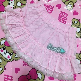 アースマジック(EARTHMAGIC)の4♡スカート 100cm(スカート)