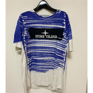ストーンアイランド(STONE ISLAND)のストーンアイランドのTシャツ(Tシャツ/カットソー(半袖/袖なし))