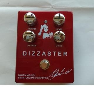 DIZZASTER ベースオーバードライブ コンプ(エフェクター)