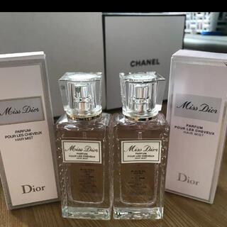 ディオール(Dior)のミス ディオール ヘアミスト2点セット(ヘアウォーター/ヘアミスト)