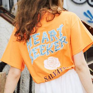 ジュエティ(jouetie)のjouetie  バックウェーブロゴTシャツ(Tシャツ(半袖/袖なし))