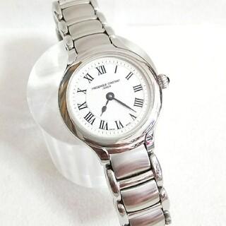 フレデリックコンスタント(FREDERIQUE CONSTANT)の貴重美品 フレデリックコンスタント レディース腕時計(腕時計)