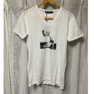 ドルチェアンドガッバーナ(DOLCE&GABBANA)の【タグ付き】DOLCE&GABBANA マリリンモンロープリントTシャツ(Tシャツ/カットソー(半袖/袖なし))