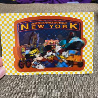 ディズニー(Disney)のアメリカンウォーターフロートポストカード(写真/ポストカード)