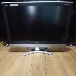 SHARP - SHARP シャープ AQUOS 32型テレビ LC-32E5 世界の亀山モデル