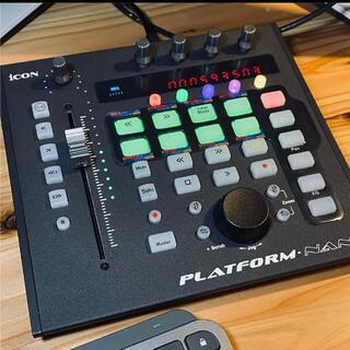 ICON DIGITAL PLATFORM NANO フィジカルコントローラー(MIDIコントローラー)
